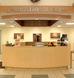 Healthtrax Front Desk