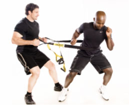 Lebert Buddy System running exercise