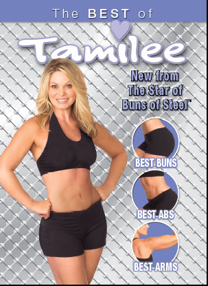 Tamilee Webb DVD
