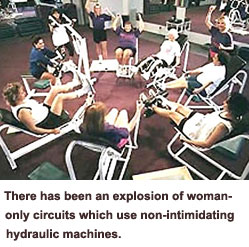 Women Circuit Training